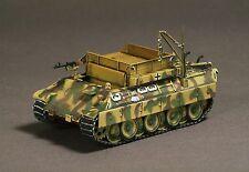 WAR MASTER DIECAST MODEL1/72 TK0054 Sd.Kfz.179 Bergepanther RECOVERY TANK