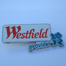 2012 London Summer Olympic Westfield Pin