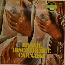 """BRÉSIL JOUISSANCE CARNAVAL 12"""" LP (W198)"""