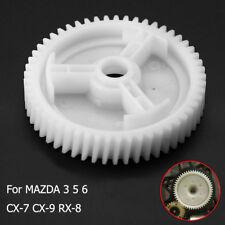 Front Rear ABS Power Window Regulator Motor Gear For MAZDA 3 5 6 CX-7 CX-9 RX-8