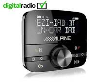 Alpine EZI DAB BT In-Car Universal & DAB bluetooth vivavoce Upgrade Kit Adattatore