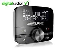 Alpine Ezi DAB BT en el coche Universal DAB & Bluetooth manos libres Kit de adaptador de actualización