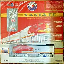 Lionel SANTA FE SUPER CHIEF LIONCHIEF SET #684719 O Gauge