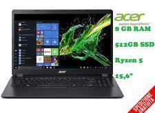 """NOTEBOOK ACER ASPIRE 3 A315-42-R1D5 15.6"""" RYZEN 5 8 GB RAM 512 SSD NX.HF9ET.016"""