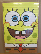 vintage 2002 Spongebob Squarepants Portrait cartoon poster   5773