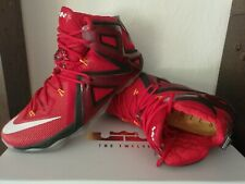 Nike LeBron 12 Elite Team 44.5 EU/ 9.5 UK/ 10.5 US