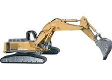 SIKU Liebherr Hydraulic Excavator die-cast 1:87 Scale