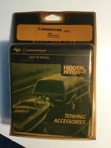 T-Connector 30156 Ford F250 350 99-00 Fifth Wheel Harness HiddenHitch Wiring Kit