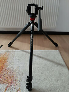 Lightweight Manfrotto tripod system