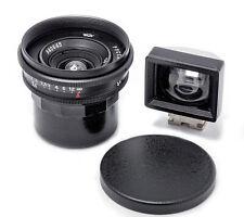 (112) Zenit Russar MR-2 20/5,6 lens Ø39 Leica Fed Zorki immaculate serviced 9/19