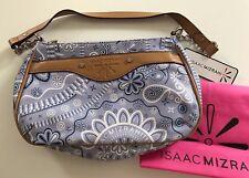 Isaac Mizrahi! PVC Signature Handbag (Can be Slung Over Shoulder)