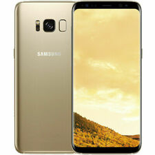 Samsung Galaxy S8 Plus SM-G955U - 64 Go - Noir  (Désimlocké)