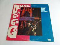 Duane Eddy & The Rebels Duane A Go Go LP 1965 Colpix Mono Vinyl Record