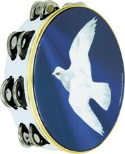 Remo Dove Tambourine 8 in. 8 Jingle