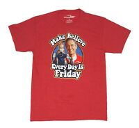 Mr Rogers Neighborhood Friday Every Day Retro TV Show Graphic Mens T Shirt S-XL