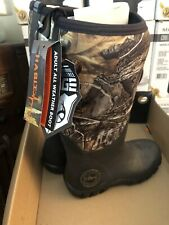 Habit Realtree Camo All Weather Adult Boot Size 10