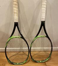 New listing 2 Yonex EZONE 98 (305G) Tennis Racquet, 4 3/8 Grip, Green, Nick Kyrgios, Strung