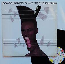 "LP Grace Jones  ""Slave to the rhythm"""