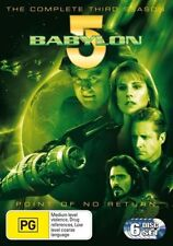 Babylon 5 : Season 3 (DVD, 2003, 6-Disc Set)