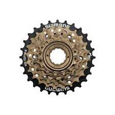 New Shimano MF-TZ500 6-Speed MTB Road Bike Bicycle Multiple Freewheel - 14-28T