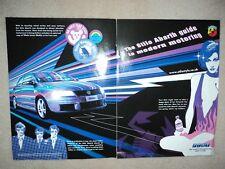 Fiat Stilo Abarth -  Advertisement - 2004