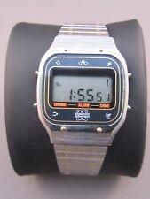 Mondo Ahron - LCD Digital - chronograph - alarm - chime - NOS
