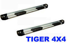 (#245) Ford Ranger PJ Super Cab 2006 To 2008 Aluminium Side Steps Running Boards