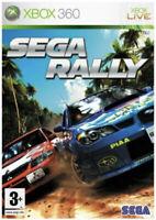 SEGA Rally Xbox 360 PAL