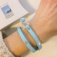 Avon Silver plated Global Empowerment bracelet - BNIB