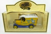 Lledo Drunk'n Duck Pub Yellow Van Tenerife Diecast Toy Car Boxed