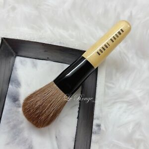 Bobbi Brown Blush (powder) Brush Brand new *travel size natural hair old version
