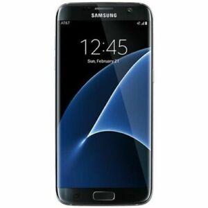 Samsung Galaxy S7 Edge SM-G935 32GB - Black Onyx (GSM Unlocked) Smartphone