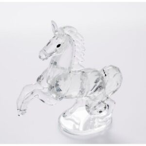 HORSE Crystal figurine for collectors - Atlas - Crystal Style Collection