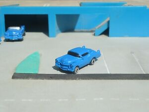 Micro Machines Cadillac Eldorado Coupe in blue