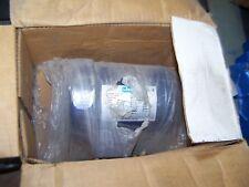 New In Box Surplus Leeson C4T17Fb10 Motor 3ph 1/3hp 1725rpm 208-230/480v