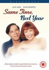 Same Time Next Year 5030697012487 With Ellen Burstyn DVD Region 2