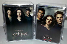 TWILIGHT NECA ECLIPSE SERIES 1 & 2 TRADING 160-CARD BASE box SET
