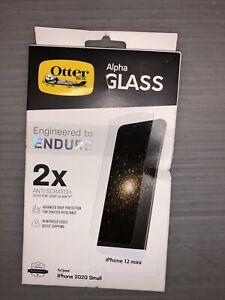 Otterbox Alpha Glass Anti-Scratch Screen Protector Apple iPhone 12 Mini 77-80865
