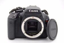 Reflex numériques Canon EOS 600D