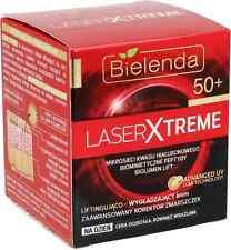 BIELENDA LASER XTREME lifting smoothing day cream face 50+ mature skin sensitive