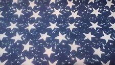 Azul con la estrella blanca de PVC Ripstop