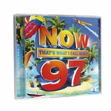 Now That's What I Call Music 97 CD Various Artist Album 2017 New Sealed Box UK