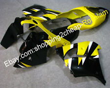For Kawasaki ZX9R 2000 2001 ZX 9R Ninja ZX-9R Yellow Black Aftermarket Fairings
