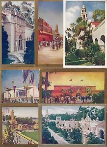 US 1935 CALIFORNIA PACIFIC INTERNATIONAL EXPOSITION COLLECTION OF 20 DIFFERENT