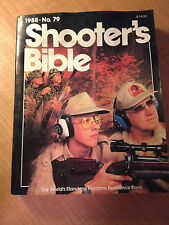 Shooter's Bible 1988 by William S. Jarrett (1987, Paperback) #3010