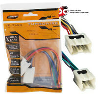 METRA 70-7550 WIRING HARNESS FOR SELECT 1995-UP NISSAN & INFINITI VEHICLES
