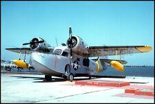 USCG Grumman JRF-5G Goose CGAS San Francisco 1951 8x12 Aircraft Photos