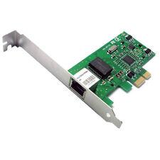 M29 PCI-E Gigabit 10/100/1000Mb Ethernet LAN Netzwerk Karte PCI-Express RJ45 PC