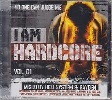 I am Hardcore Vol.1 - Mixed by Hellsystem & Rayden (2 CDs, NEU! OVP)