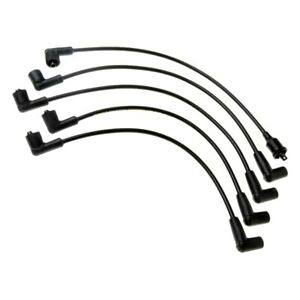 For MGA MGB MG Midget Premium Spark Plug Wire Set 7MM Silicone